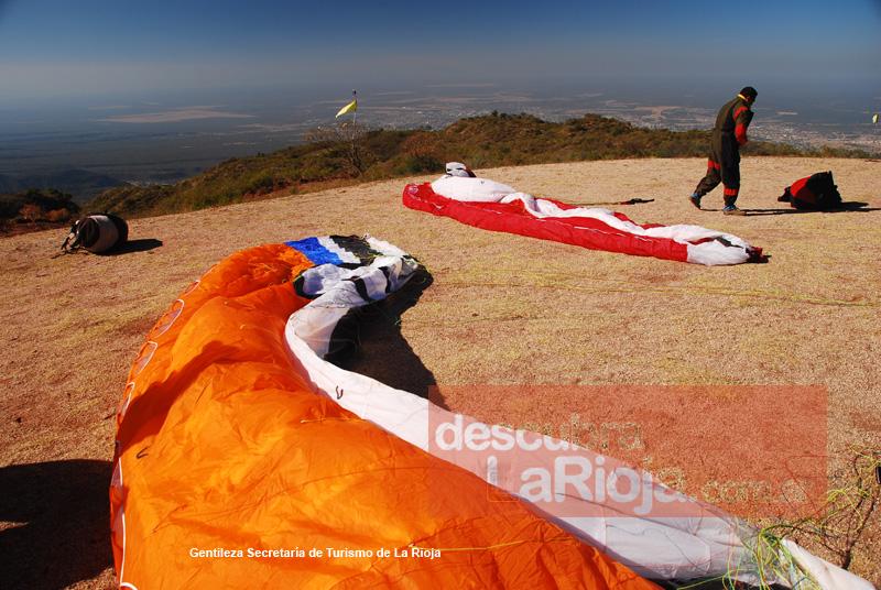 Aladelta en Cerro de la Cruz
