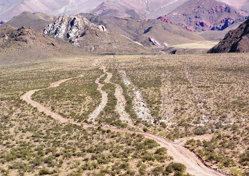 Avanza la puesta en valor del Camino del Inca