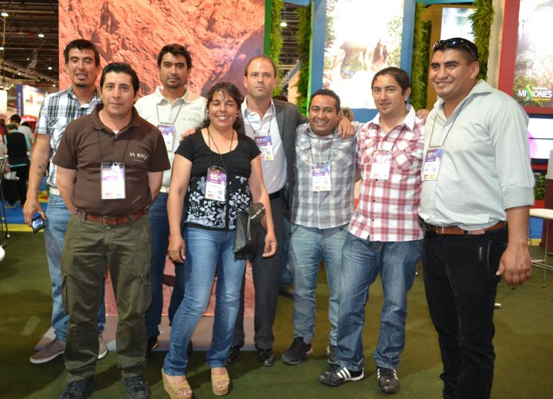 Impulsan el trabajo de cooperativas en el turismo riojano