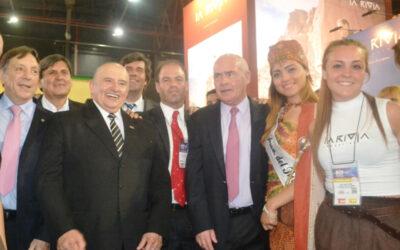 La Rioja es protagonista en la Feria Internacional de Turismo 2014