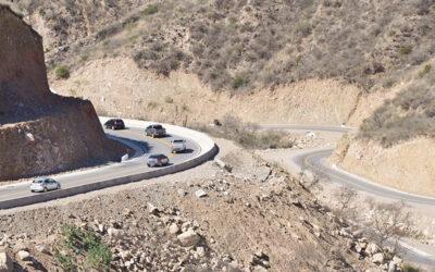 Inauguraron obras clave para el turismo en Chilecito