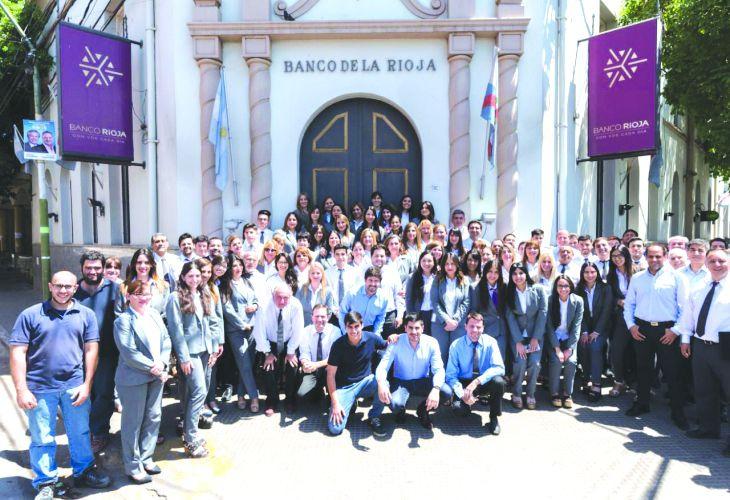 Banco Rioja, reconocido a nivel nacional